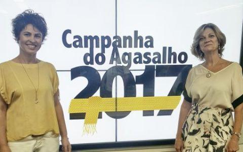 686c01cb55f3 Fundo Social inicia ações da Campanha do Agasalho 2017